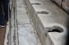 Public Roman toilets in Ephesus
