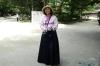 Our guide, Claire, Jongmyo Confucian Shrine