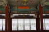 Magnificent ceilings in Deoksugung Palace, Seoul
