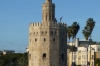 Torre del Oro, 13th century tower to control access to the river