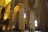 Inside the Cathedral of Saint Mary of the See (Seville Cathedral)