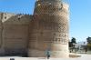 Leaning tower. Arg-e Karim Khan (Citadel)