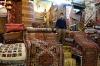Rug sellers at the Vakil Bazaar