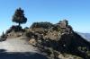 Paso de la Encina, 1,600m - highest point on our Peña del Angel walk