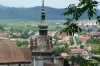 View from the Theoretical School, Sighisoara