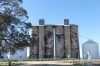 First of the Painted Silos by Guido van Helten, Brim, VIC AU