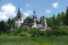 Peles Castle, Sinaia - Neo-Renaissance castle built for King Carol I as Summer residence
