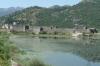 Castle ruins on Skardoska Lake, Montenegro