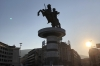 Alexander the Great statue, Skopje MK