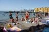 La Spiaggia (the beach) at Sorrento, Amalfi Coast