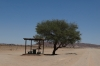 Typical rest spot, this one between Helmeringhausen and Sossus, Namibia