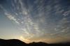 Sunrised from Sossus Dune Lodge, Sossusvlei, Namibia