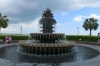 Pineapple Fountain, Waterfront Park, Charleston SC USA