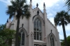 First Protestant Church Huguenot (1681-1845), Charleston SC USA
