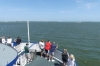 Onboard the Spirit of the Lowcountry, Charleston Harbor SC USA