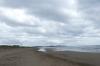 The Ionian Sea beach beside Lake Korission, Corfu GR