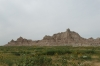Looking towards the Castle Trail, Badlands