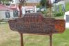 Memorial to Evita Peron, Ushuaia AR