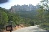 Leaving Montserrat, with help from the TomTom. ES