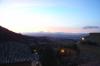 Sun sets at Sos del Rey Catolico. ES