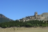 A castle in Spain - there are many of them scattered in the countryside. ES