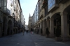 Burgos - main street. ES