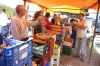 I love markets - ordinary people about ordinary business, but always so colourful. ES