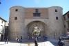 The ancient gate of Lerma. ES