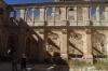San Pedro de Arlanza - monastery in ruins. ES