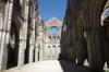 The Abbey of St Galgano, Tuscany IT