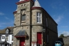 Old Town Hall at Marazion, Cornwell
