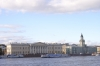 St Petersburg State University on the north side of the Bolshaya Nova River. RU