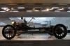 Early Mercedes racing vehicle. Mercedes Benz Museum, Stuttgart DE