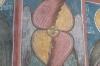Angels, Moldovita Monastery dedicated to the Annunciation, Vatra Moldovitei, 16thC, blues & yellows