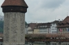 Chapel Bridge & Water Tower, Lucern CH