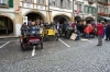 Tour de Leman vintage car rally in Murten CH