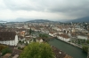 View from the Musegg Wall, Lucern CH