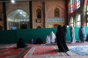 Women's side of the Masjed-e Jameh Friday mosque) in Tabriz