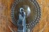 Men's door knocker (loud sound).Masjed-e Jameh Friday mosque) in Tabriz