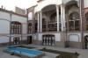 Haidar-Zade's house ~1880. Back garden