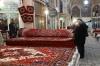 Carpet sellers. Tabriz Bazaar
