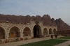 Caravanserai near Jolfa - cup-of-tea stop