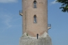 Chindia Tower, Targovista - originally built by Vlad III and added over the years
