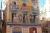 Decorated building, Tarragona