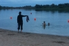 Last swim of the day, Tartu EE