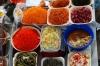Kimchee. Chorsu Bazaar