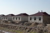 Some of the hundreds of houses we saw under construction in Uzbekistan