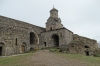 The entrance and St Astvatsatsin Church. Tatev Monastery