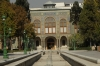 Main palace building (photos not allowed). Golestan Palace