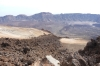 View from El Teide into caldera, Tenerife ES